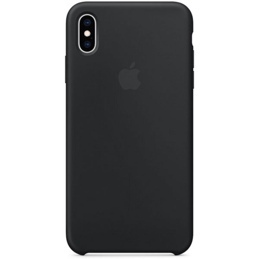 Чехол для Apple iPhone XS, цвет черный