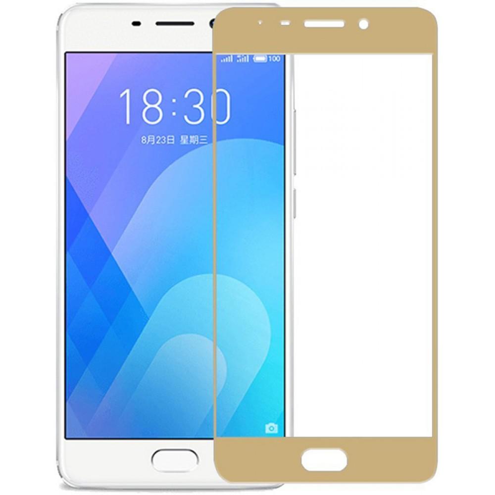 Защитное стекло на экран Meizu M6 Note
