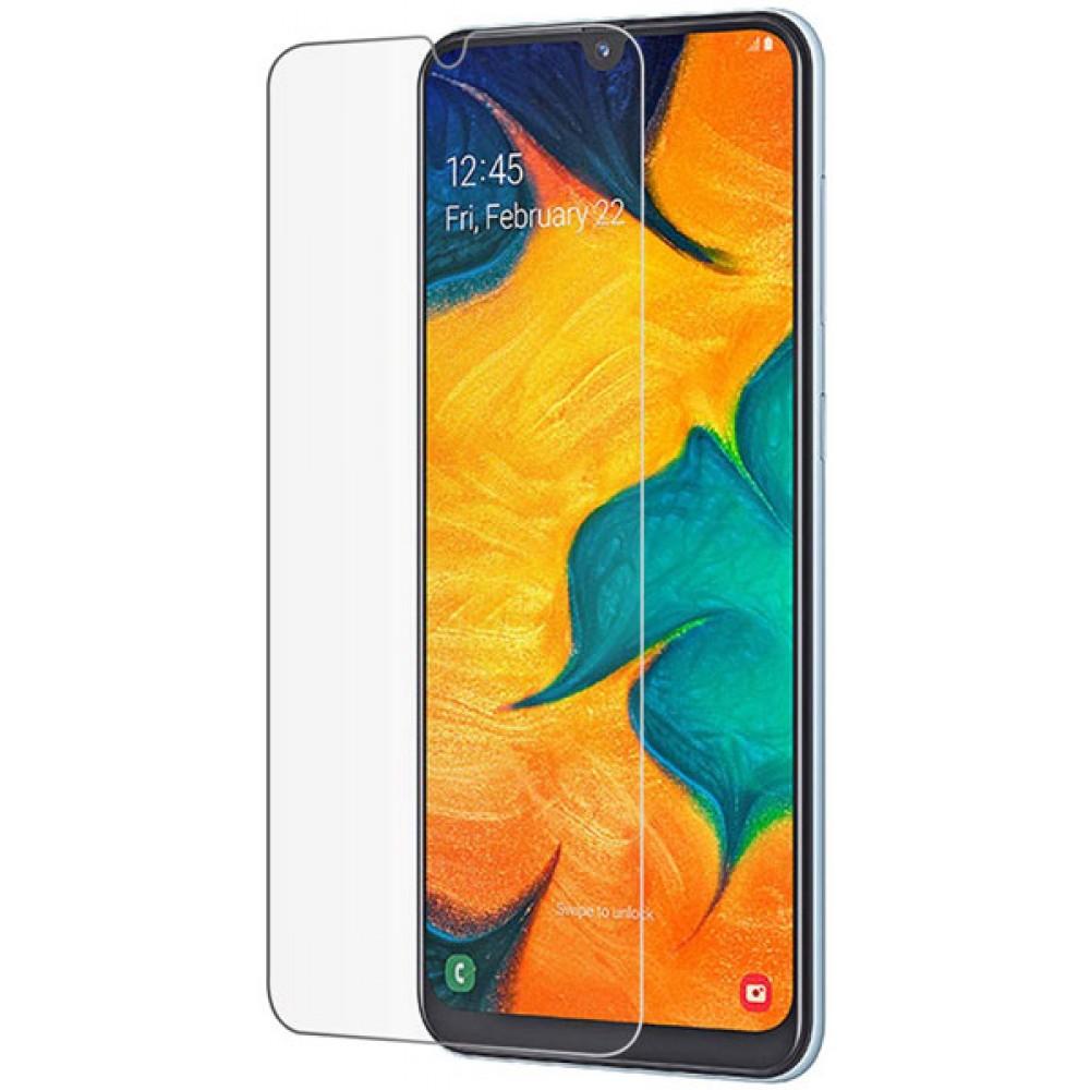 Стекло для Samsung Galaxy A20 прозрачное