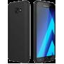 Чехол для Samsung Galaxy A5 (2017), Силиконовый бампер черный
