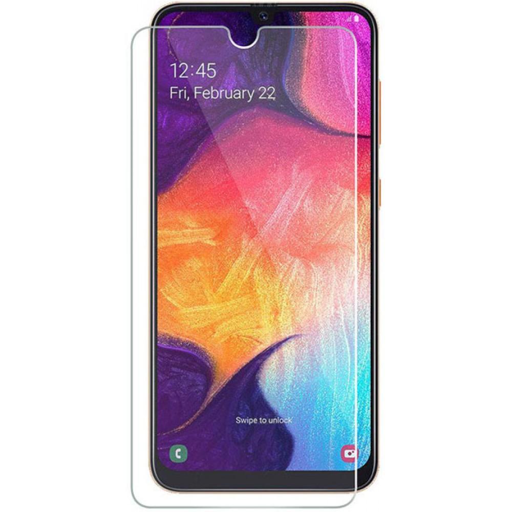 Стекло для Samsung Galaxy A50 прозрачное