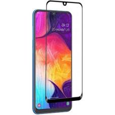 Стекло для Samsung Galaxy A30s с рамкой на весь экран