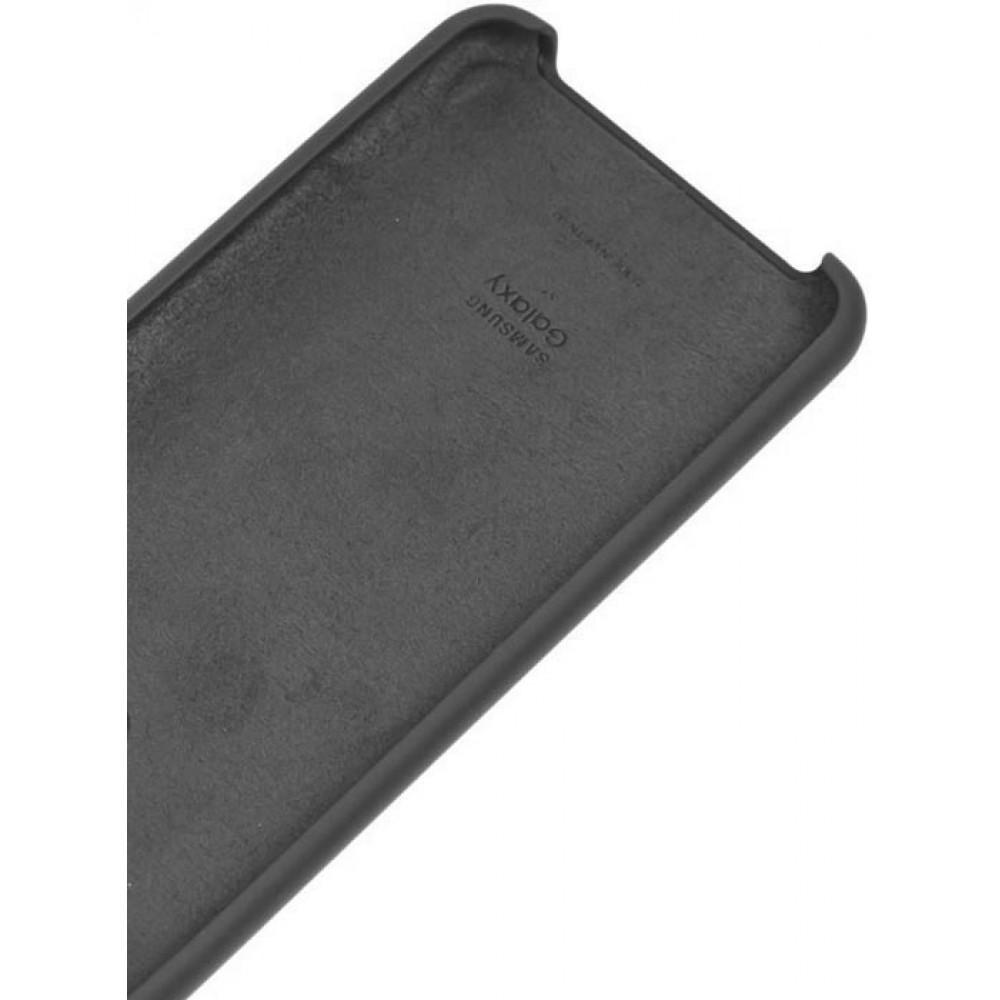 Чехол для Samsung Galaxy M51 Soft Touch черный