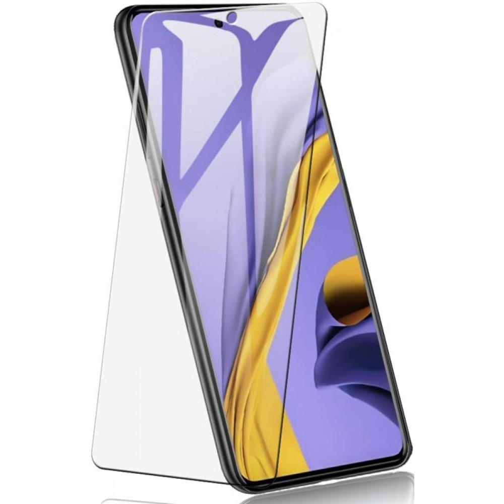 Стекло для Samsung Galaxy A51 прозрачное