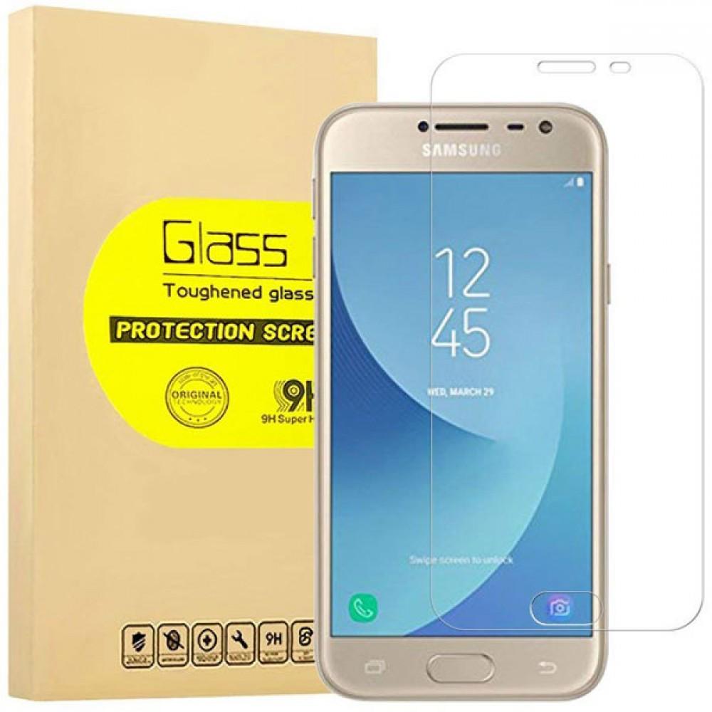 Стекло для Samsung Galaxy J2 2018 прозрачное