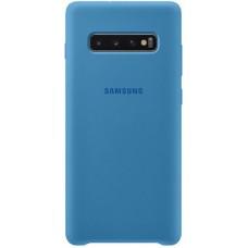 Чехол для Samsung Galaxy S10+ Soft Touch синий