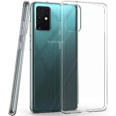 Чехол для Samsung Galaxy S20 Plus прозрачный