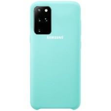 Чехол для Samsung Galaxy S20 Plus Soft Touch бирюзовый