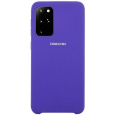 Чехол для Samsung Galaxy S20 Plus Soft Touch фиолетовый