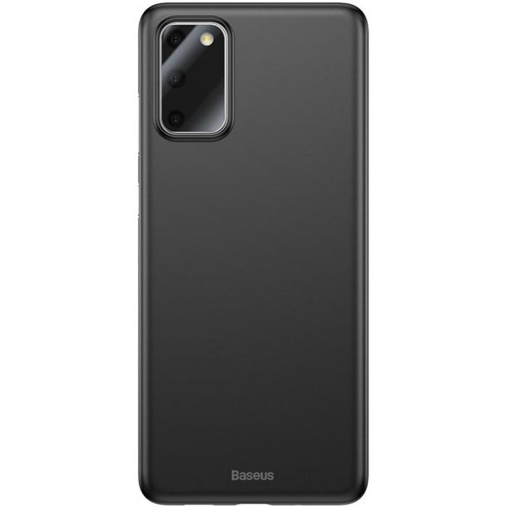 Чехол для Samsung Galaxy S20 Baseus Wing Case Solid Black
