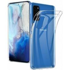 Чехол для Samsung Galaxy S20 G-Case Cool Series прозрачный