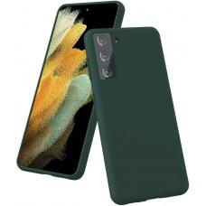 Чехол для Samsung Galaxy S21 Plus Brono Case зеленый