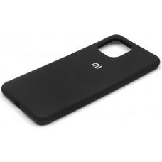 Чехол для Xiaomi Mi 11 Lite 4G Soft Touch черный