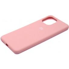 Чехол для Xiaomi Mi 11 Lite 4G Soft Touch розовый