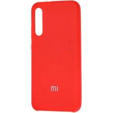 Чехол для Xiaomi Mi 9 Lite Soft Touch красный
