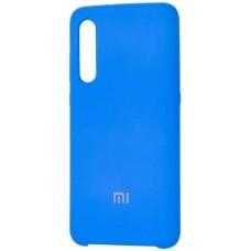 Чехол для Xiaomi Mi 9 Lite Soft Touch синий