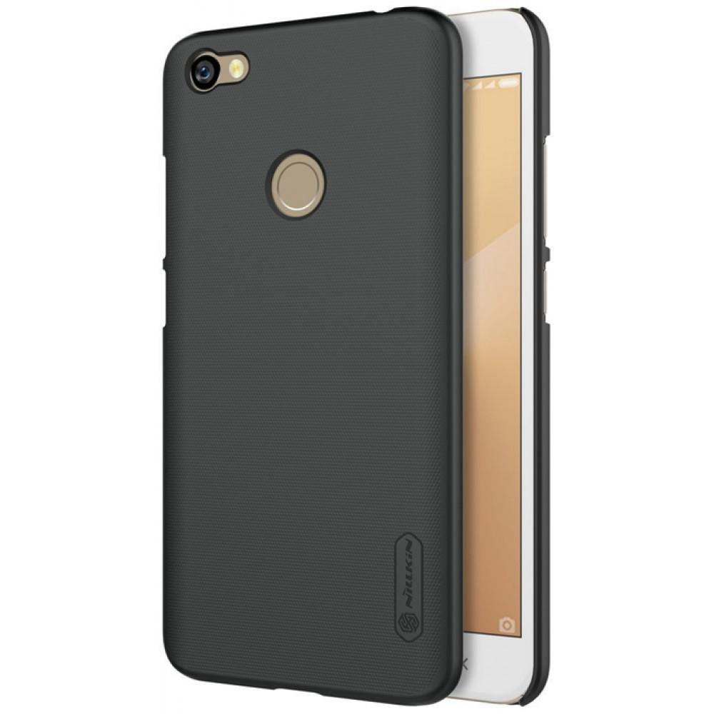 Чехол для Xiaomi Redmi Note 5A Prime Nillkin Super Frosted Shield черный