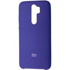 Чехол для Xiaomi Redmi Note 8 Pro Soft Touch фиолетовый