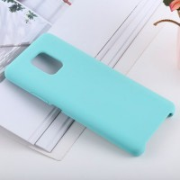Чехол для Xiaomi Redmi Note 9S / Redmi Note 9 Pro Soft Touch бирюзовый
