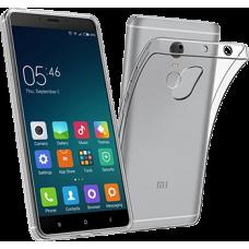 Чехол для Xiaomi Redmi Note 4, Силиконовая накладка