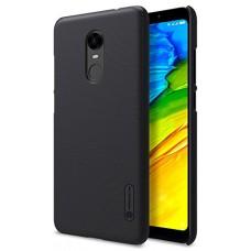 Чехол для Xiaomi Redmi 5 Plus черный Nillkin Super Frosted Shield