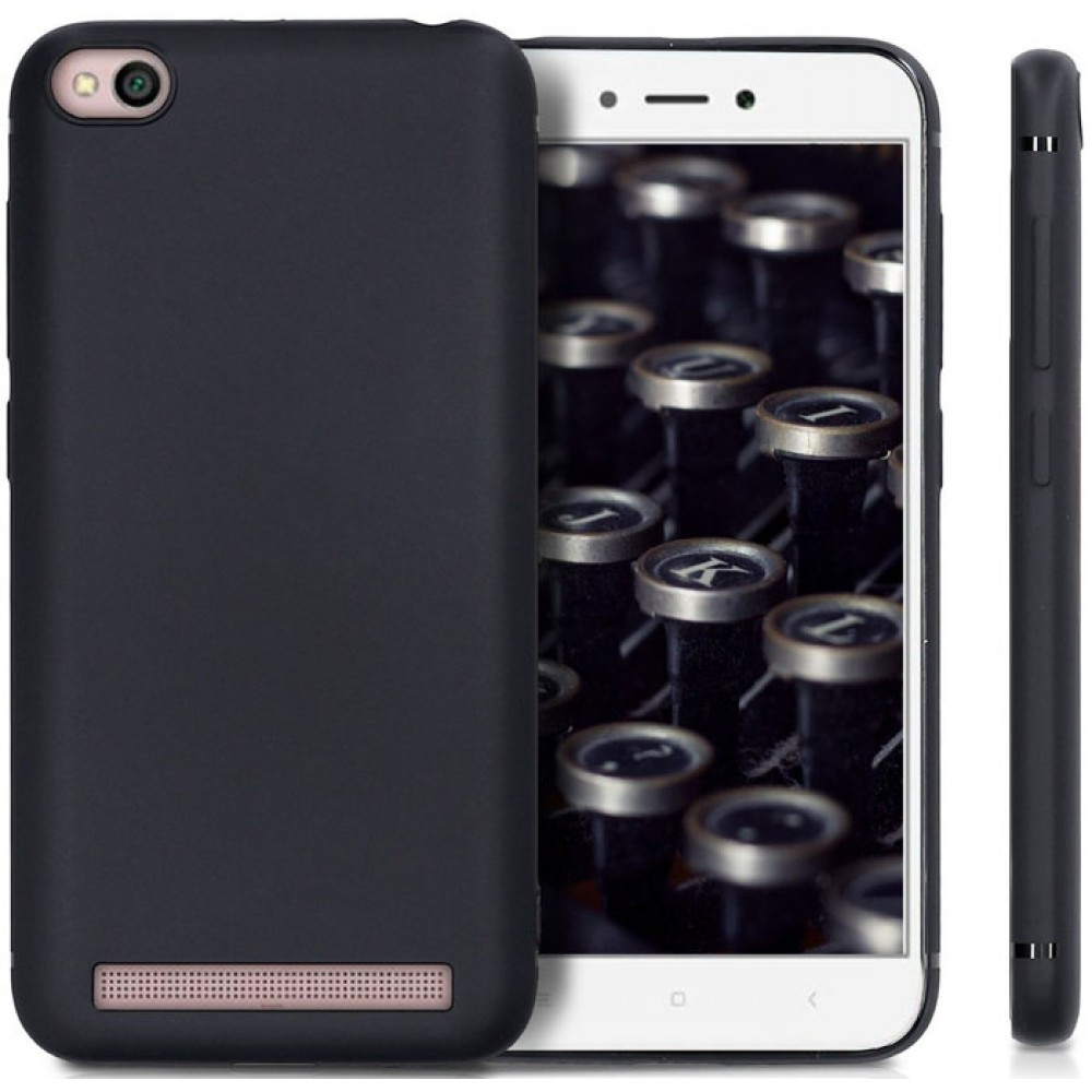 Чехол для Xiaomi Redmi 5A, Силиконовый бампер