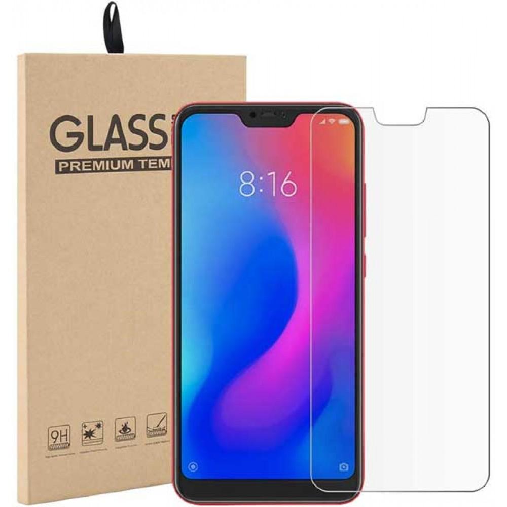 Стекло для Xiaomi Mi A2 Lite прозрачное
