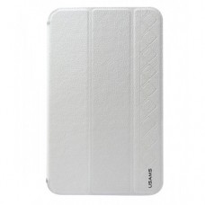 Чехол Usams Merry Series White (Белый цвет) для SAMSUNG GALAXY TAB 3 LITE T111