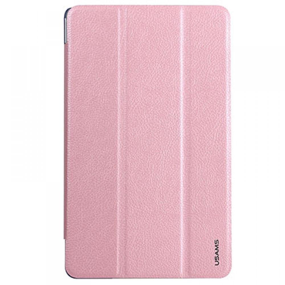 Чехол Usams Sky Series Pink (Розовый цвет) для Samsung Galaxy Tab S 8.4 SM T700