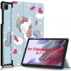 Чехол для Samsung Galaxy Tab A7 Lite 8.7 2021 Единорог