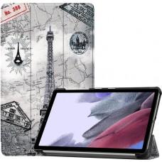 Чехол для Samsung Galaxy Tab A7 Lite 8.7 2021 Eiffel Tower