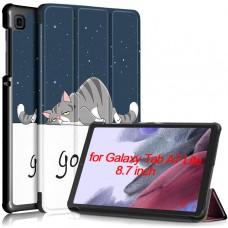 Чехол для Samsung Galaxy Tab A7 Lite 8.7 2021 Кот