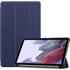 Чехол для Samsung Galaxy Tab A7 Lite 8.7 2021 темно-синий