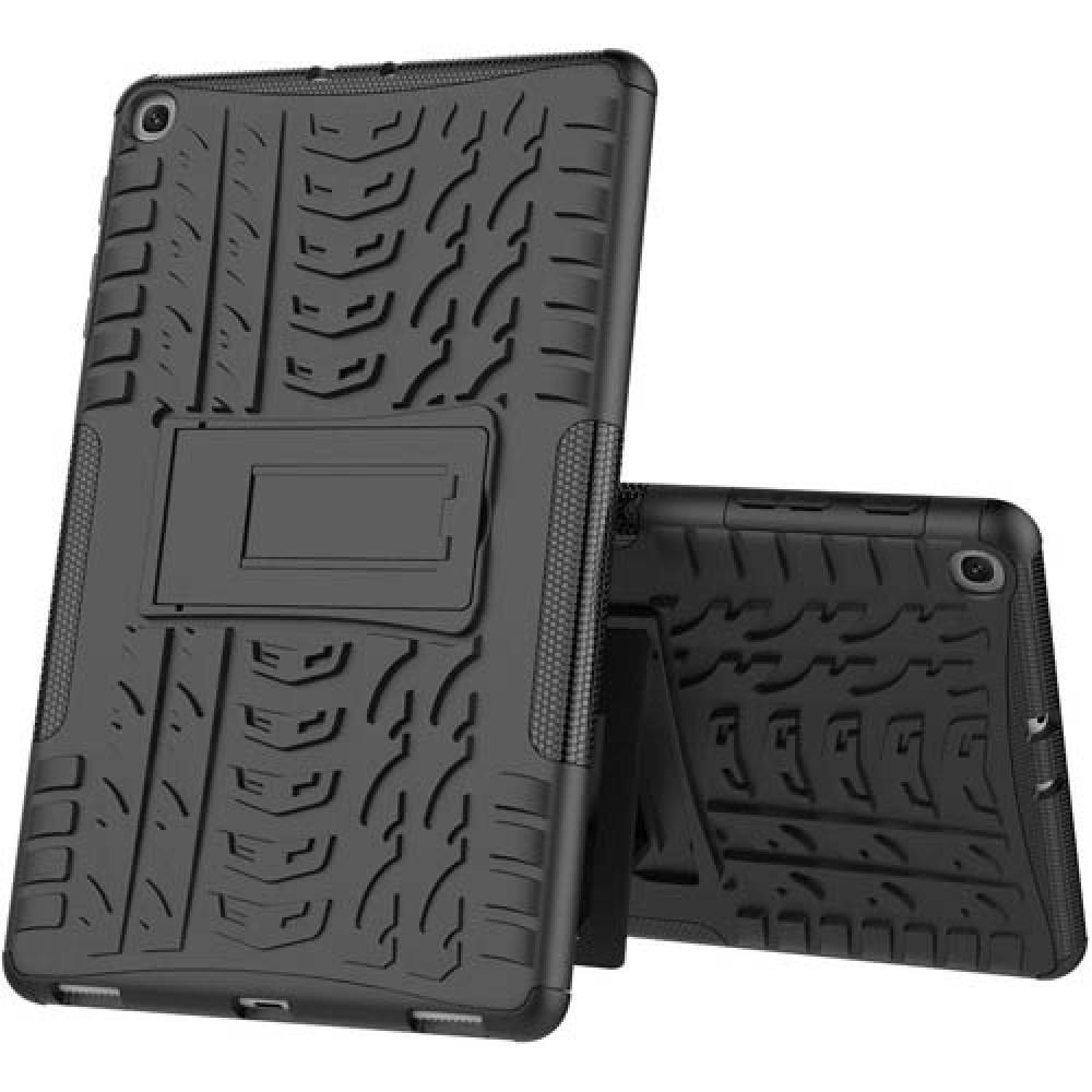 Чехол для Samsung Galaxy Tab A 10.1 2019 противоударный черный