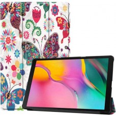 Чехол для Samsung Galaxy Tab A 10.1 2019 с рисунком Бабочки