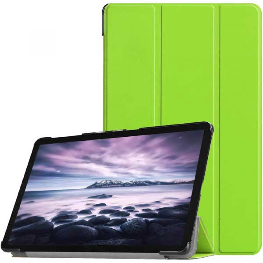 Чехол для Samsung Galaxy Tab A 10.5 2018 зеленый