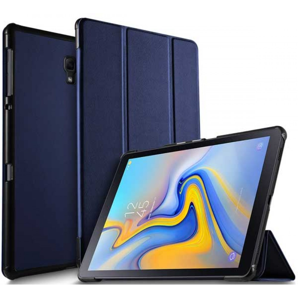 Чехол для Samsung Galaxy Tab A 10.5 2018 темно-синий