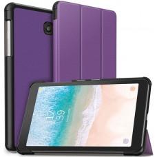 Чехол для Samsung Galaxy Tab A 8.0 2018 SM-T387 фиолетовый