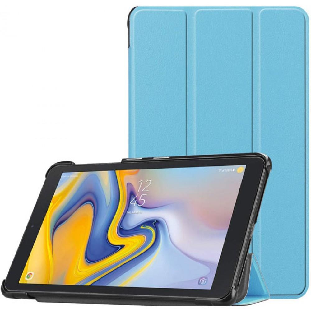 Чехол для Samsung Galaxy Tab A 8.0 2018 SM-T387 голубой