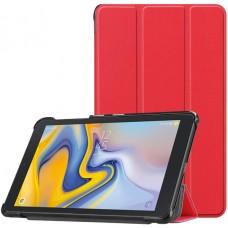 Чехол для Samsung Galaxy Tab A 8.0 2018 SM-T387 красный