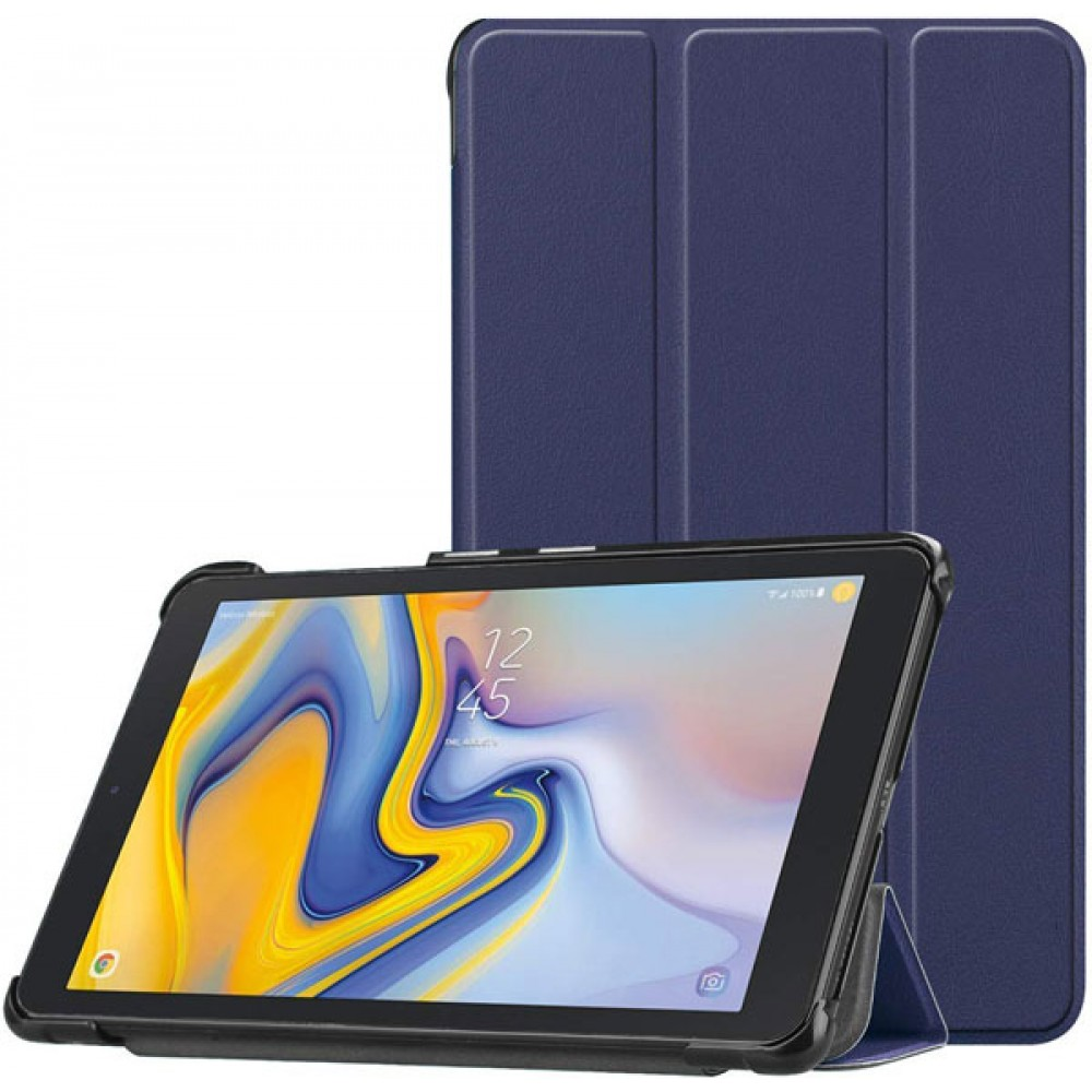 Чехол для Samsung Galaxy Tab A 8.0 2018 SM-T387 темно-синий