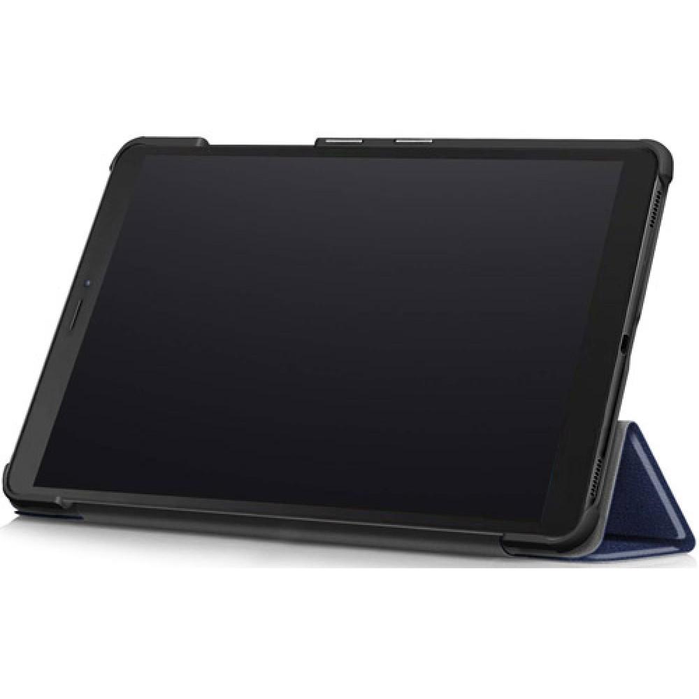 Чехол для Samsung Galaxy Tab A 8.0 2019 SM-T290/T295/T297 синий