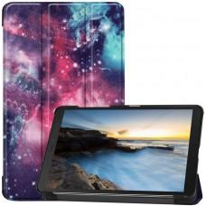 Чехол для Samsung Galaxy Tab A 8.0 2019 с рисунком Galaxy