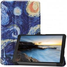 Чехол для Samsung Galaxy Tab A 8.0 2019 с рисунком Starry Night