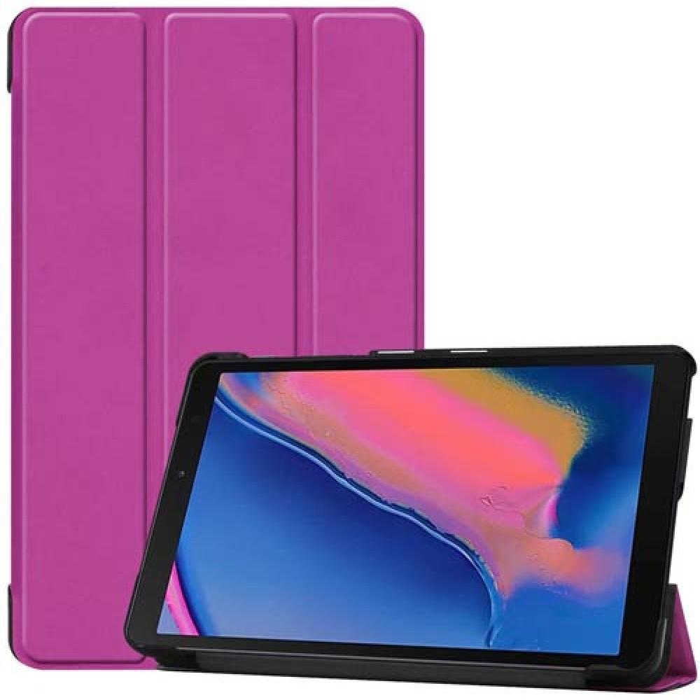Чехол для Samsung Galaxy Tab A 8 2019 with S Pen SM-P200 / SM-P205 фиолетовый