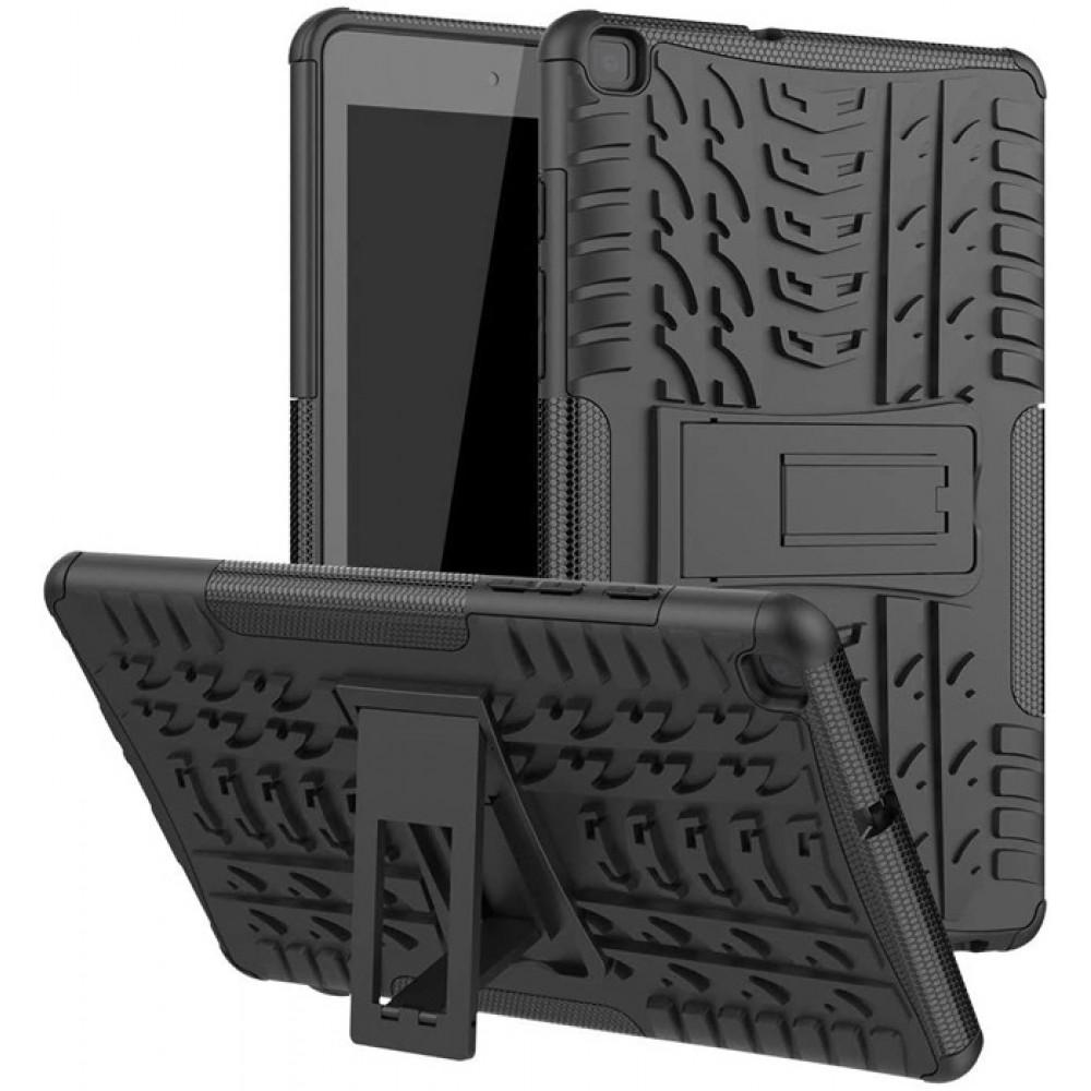Чехол для Samsung Galaxy Tab A 8.0 2019 противоударный черный