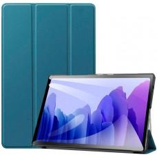 Чехол для Samsung Galaxy Tab A7 10.4 2020 бирюзовый полиуретановый