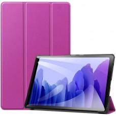 Чехол для Samsung Galaxy Tab A7 10.4 2020 фиолетовый полиуретановый