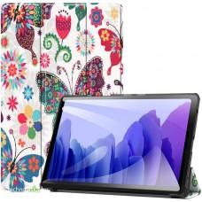 Чехол для Samsung Galaxy Tab A7 10.4 2020 с рисунком Butterfly