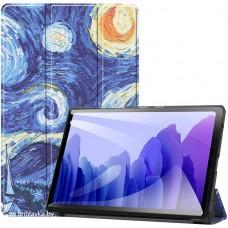 Чехол для Samsung Galaxy Tab A7 10.4 2020 с рисунком Starry Night